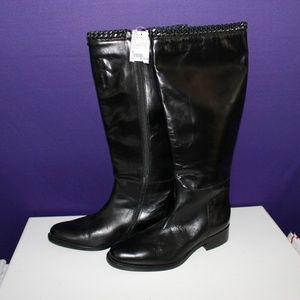 Johnston and Murphy Knee High Boots
